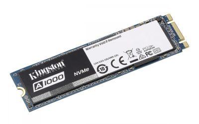 Kingston A1000 M.2 NVMe SSD 960GB Laufwerk