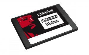 Kingston DC500M (Gemischte Verwendung) 2.5 Zoll SSD 960GB Laufwerk