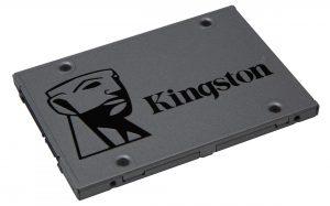 Kingston UV500 2.5 Zoll SSD 240GB Laufwerk