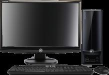 EMachines Desktopspeicher