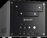 MusicXPC Desktopspeicher