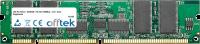 168 Pin Dimm - SDRAM - PC100 (100Mhz) - 3.3V - ECC Registriert 256MB Modul