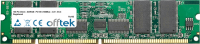 168 Pin Dimm - SDRAM - PC100 (100Mhz) - 3.3V - ECC Registriert 512MB Modul