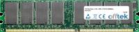 184 Pin Dimm - 2.5V - DDR - PC2100 (266Mhz) - Non-ECC 256MB Modul