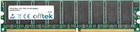 184 Pin Dimm - 2.5V - DDR - PC2100 (266Mhz) - Ungepuffert ECC 1GB Modul