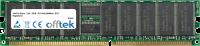 184 Pin Dimm - 2.5V - DDR - PC2100 (266Mhz) - ECC Registriert 512MB Modul