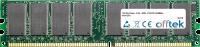 184 Pin Dimm - 2.5V - DDR - PC2700 (333Mhz) - Non-ECC 128MB Modul