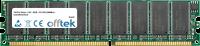 184 Pin Dimm - 2.5V - DDR - PC2100 (266Mhz) - Ungepuffert ECC 512MB Modul