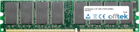 184 Pin Dimm - 2.5V - DDR - PC2700 (333Mhz) - Non-ECC 1GB Modul