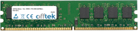 240 Pin Dimm - 1.8v - DDR2 - PC2-5300 (667Mhz) -  Non-ECC 1GB Modul