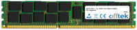 240 Pin Dimm - 1.5v - DDR3 - PC3-10600 (1333Mhz) - ECC Registriert 4GB Modul