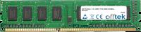 240 Pin Dimm - 1.5v - DDR3 - PC3-10600 (1333Mhz) - Non-ECC 4GB Modul