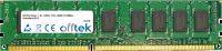240 Pin Dimm - 1.5v - DDR3 - PC3-10600 (1333Mhz) - Ungepuffert ECC  4GB Modul