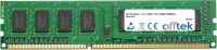 240 Pin Dimm - 1.5v - DDR3 - PC3-12800 (1600Mhz) - Non-ECC 2GB Modul
