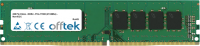 288 Pin Dimm - DDR4 - PC4-17000 (2133Mhz) - Non-ECC 8GB Modul