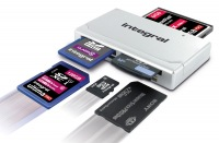 Integral High Speed USB 2.0 - 19 In 1 Karte Reader Karte Reader
