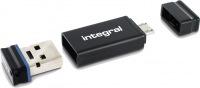Integral USB OTG Adapter Mit Fusion 2.0 Laufwerk 16GB