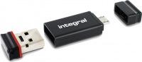 Integral USB OTG Adapter Mit Fusion 2.0 Laufwerk 8GB