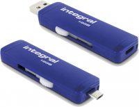 Integral Slide USB 3.0 OTG Laufwerk 16GB