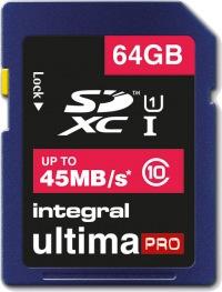 Integral SDXC 64GB Karte