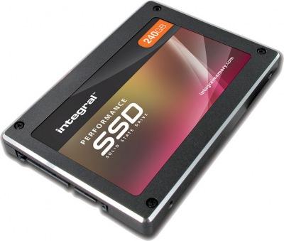 Integral P Serie 5 SATA III 2.5 Inch SSD 240GB Laufwerk