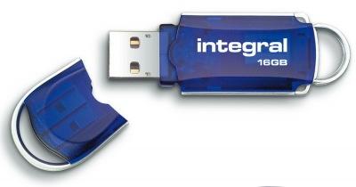 Integral Courier USB-Stift 16GB Laufwerk