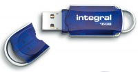 Integral Courier USB-Stift 16GB (34x Speed)