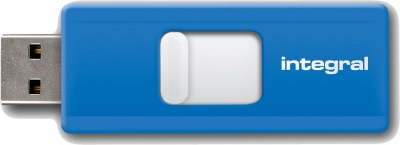 Integral Slide USB Laufwerk 16GB