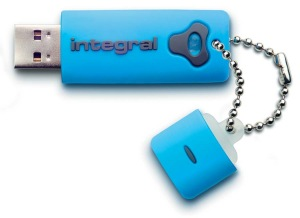 Integral Splash Laufwerk 8GB Laufwerk