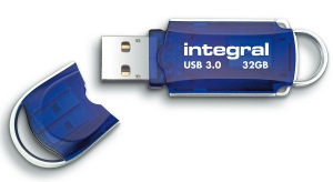 Integral Courier USB 3.0 Flash Laufwerk 32GB