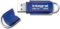 Integral Courier USB 3.0 Flash Laufwerk 64GB