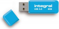 Integral Neon USB 3.0 Flash Laufwerk 8GB