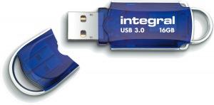 Integral Courier USB 3.0 Flash Laufwerk 16GB