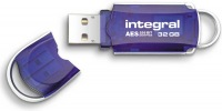 Integral Courier Laufwerk Verschlüsselt USB - (FIPS 197) 32GB Laufwerk