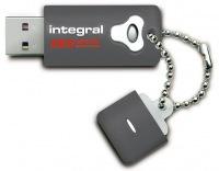 Integral Crypto Laufwerk Verschlüsselt USB - (FIPS 197) 32GB Laufwerk