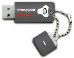 Integral Crypto Laufwerk Verschlüsselt USB - (FIPS 197) 2GB Laufwerk