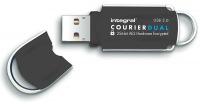 Integral Courier Dual FIPS 197 Verschlüsselt USB 3.0 Laufwerk 32GB