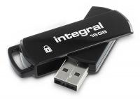 Integral Sicher 360 Pen Laufwerk 16GB Laufwerk