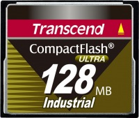 Transcend Industrial Ultra Compact Flash 128MB Karte (100x)