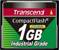 Transcend Industrial Ultra Compact Flash (200x) 1GB Karte (200x)