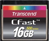 Transcend CFast  16GB Karte