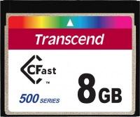 Transcend CFast  8GB Karte