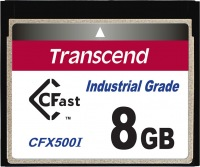 Transcend Industrial Temp CFast 8GB Karte