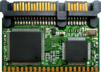 Transcend SATA Flash-Module - Vertikal 1GB