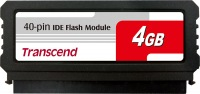 Transcend PATA Flash Modul (40Pin Vertikal) 4GB