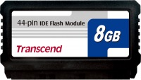Transcend PATA Flash Modul (44Pin Vertikal) 8GB