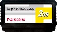 Transcend PATA Flash Modul (44Pin Vertikal) 2GB