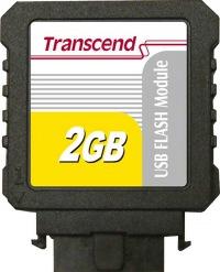 Transcend IDE Industrial USB Vertikal 2GB Modul
