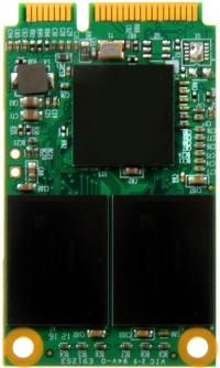Transcend SATA III 6Gb/s MSATA SSD 64GB Laufwerk