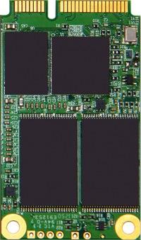 Transcend SATA III 6Gb/s MSATA SSD 32GB Laufwerk